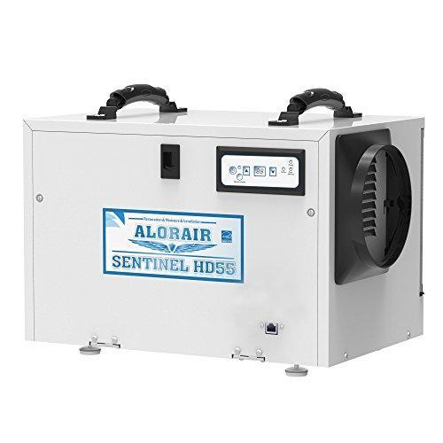AlorAir Basement/Crawlspace Dehumidifiers