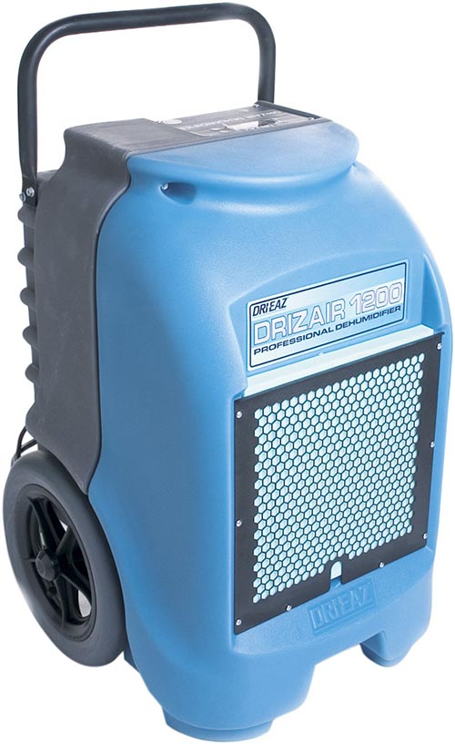 Dri-Eaz F203-A 1200 18-Gallon Compact Portable Dehumidifier