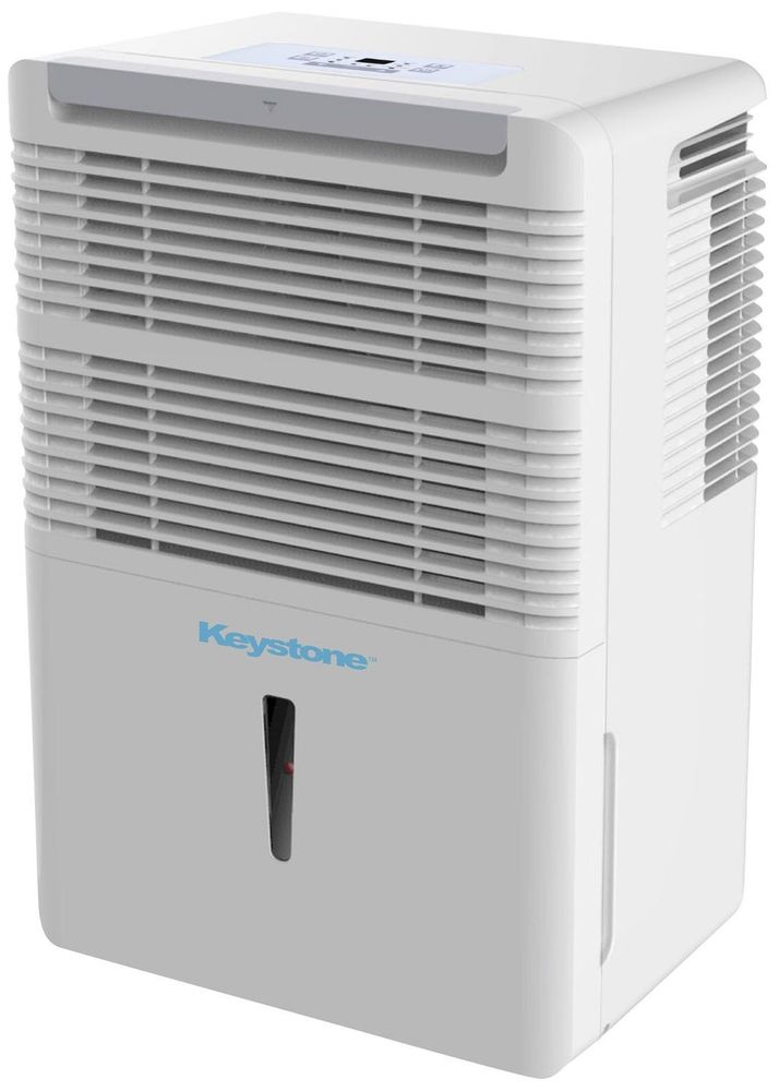 Keystone KSTAD50B Energy Star 50 Pint Portable Dehumidifier