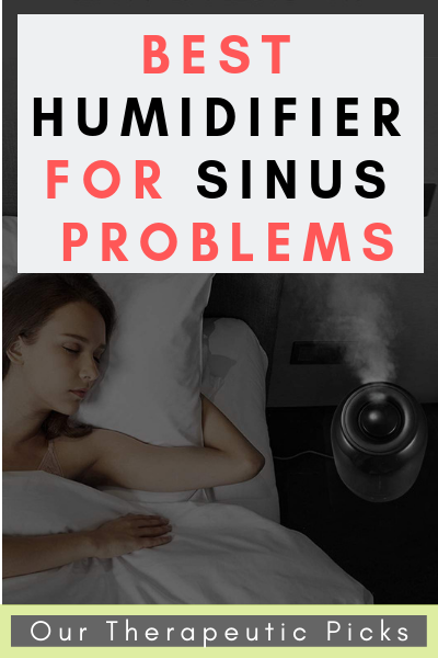 Best Humidifier For Sinus Problems featured image