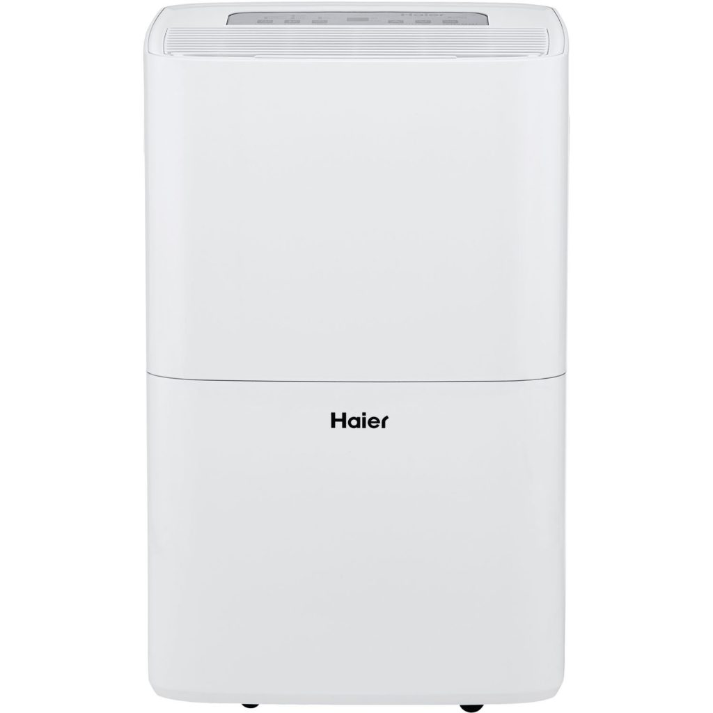Haier Energy Star 70 Pint Dehumidifier with Built-in Pump