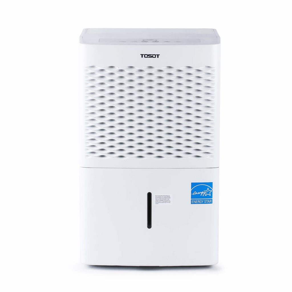 Tosot 70 Pint with Internal Pump Energy Star Dehumidifier
