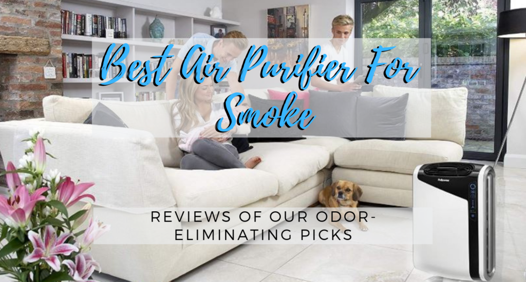 Best Air Purifier For Smoke featured image