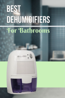 Best Dehumidifiers for Bathrooms