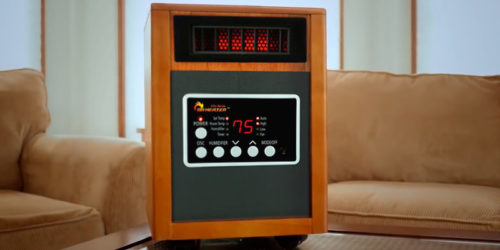 Dr. Infrared Heater DR998